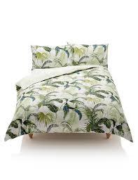palm leaf bedding set m u0026s