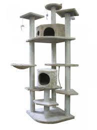 modern cat tree ikea cat house fulgurant paw print premium for cats an absolute