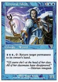 blue wizard deck deck proxy mtg vault