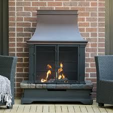 propane fireplace binhminh decoration