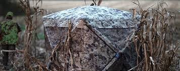 Best Hunting Ground Blinds Best Ground Blind For Bow Hunting Theoutdoorspros