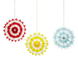 how to make paper napkin pinwheels hgtv