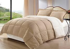 amazon com cozy beddings 3 piece down alternative mini comforter