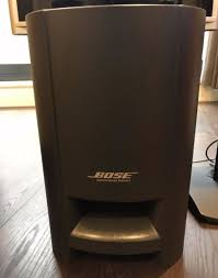 bose cinemate 3 2 1 home theater system bose home cinema system 3 2 1 iii powered speaker system in