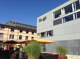 google zurich google zürich workshop office visit vanillacrunnch food