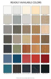 Solid Plastic Toilet Partitions Partition Laminate Color Chart