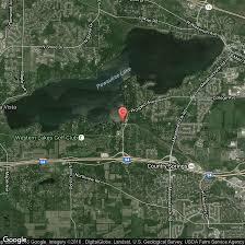 Map Of Georgia Lakes Lakes Near Greenville South Carolina Usa Today