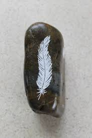 325 best pebbles and stones feather images on pinterest