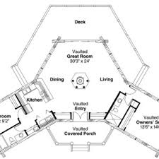 ranch style log home floor plans ranch cabin floor plans home deco small log rustic house open with