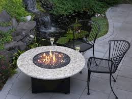 Outdoor Patio Firepit by Outdoor Interesting Propane Fire Pit For Modern Outdoor Ideas