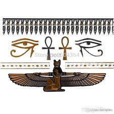 eagle tattoo on finger wholesale gt001 gold temporary tattoo face finger body eagle eyes