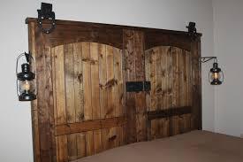 Rustic Wood Headboard How To Make Rustic Wood Headboard Diy Crafts Handimania