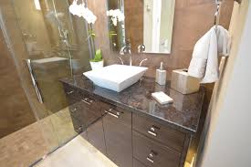 Stone Bathroom Sinks by Stone Vessel Bathroom Sinks Sink Clearance Granite Waterfall
