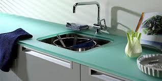 plan de travail cuisine verre plan de travail cuisine verre cuisine naturelle