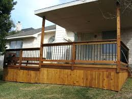 covered porch plans decks and patios for mobile homes build mobile home covered porch