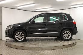 used volkswagen tiguan se tdi bluemotion 2 0 diesel manual 5 door