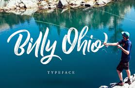 Ohio travel for free images Billy ohio free brush script font responsive joomla and png
