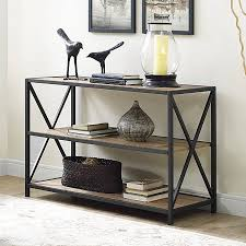 Bookshelf End Table Walker Edison 40