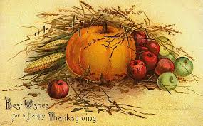 thanksgiving in the olden time an 1876 sermon published in the