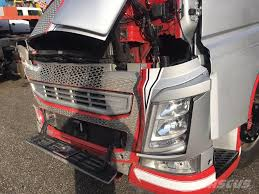 2016 volvo tractor trailer used volvo fh500 accidente damaged unfall tractor units year