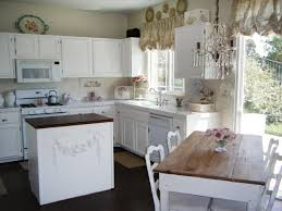 Country Kitchen Furniture Country Style Kitchen With Warm Wooden Interior Decoration Ruchi