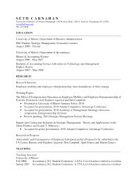 brief resume example short resume samples short resumes sample