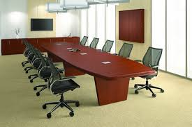 Circular Meeting Table Room Table Used 12 Foot Conference Table Black Meeting Table