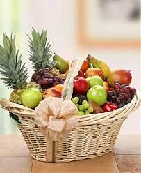 how to make a fruit basket fruit baskets