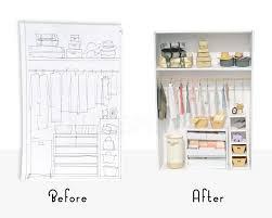 the surreal konmari closet u2013 juju sprinkles