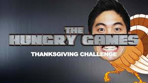 best thanksgiving games the hungry games thanksgiving challenge youtube