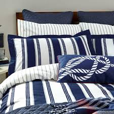 navy striped bedding nana u0027s workshop
