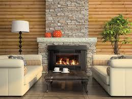 gas log fireplace illusion gas log fires