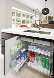 Kitchen Cabinets Pull Outs Cabinets U0026 Drawer French Country Kitchen Pull Out Storage Gray