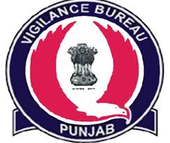vigilance bureau nabs mc clerk handed for taking bribe punjab