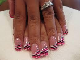 tijuana swirl nail art designs by top nails clarksville tn