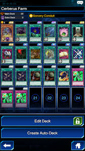 the farming guide duellinks