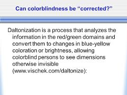Is Color Blindness A Disability Colorblindness Colorblindness Invisible Disability John Stiles