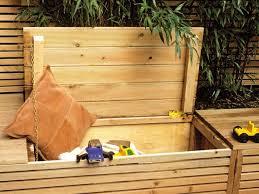 Wood Deck Storage Bench Plans by 32 Best Deck Storage Box Images On Pinterest Outdoor Storage