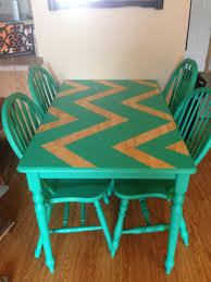 Teal Kitchen Chairs by Diy Spotlight The Painted Tail Craftistas