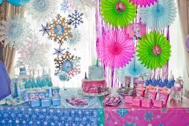 Disney s Frozen birthday party ideas