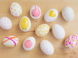 easter eggs for decorating eggs traordinary easter egg decorating ideas