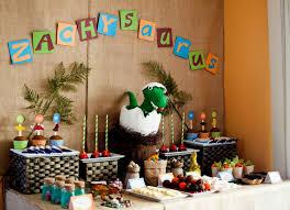 dinosaur birthday decoration ideas decorating of