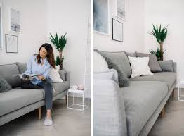 anneli bush how a new sofa brought life into our corner space