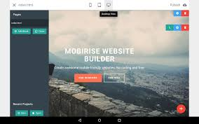 cool app websites mobirise website builder android apps on google play