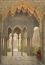 Moorish Architecture Moorish Architecture Drawings Fine Art America
