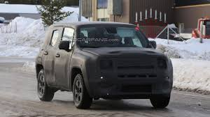 jeep jeepster 2015 2015 jeep junior spied inside u0026 out