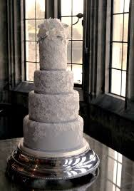 wedding cake leeds winter wedding cakes at leeds castle of cakes