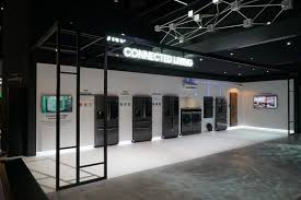 kb home design center ta samsung to showcase its advanced built in appliances at kbis 2018