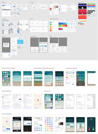 ios 10 complete ui sketch psd for iphone 5 6 and 6 plus
