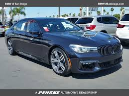 2017 used bmw 7 series 740i at bmw north scottsdale serving